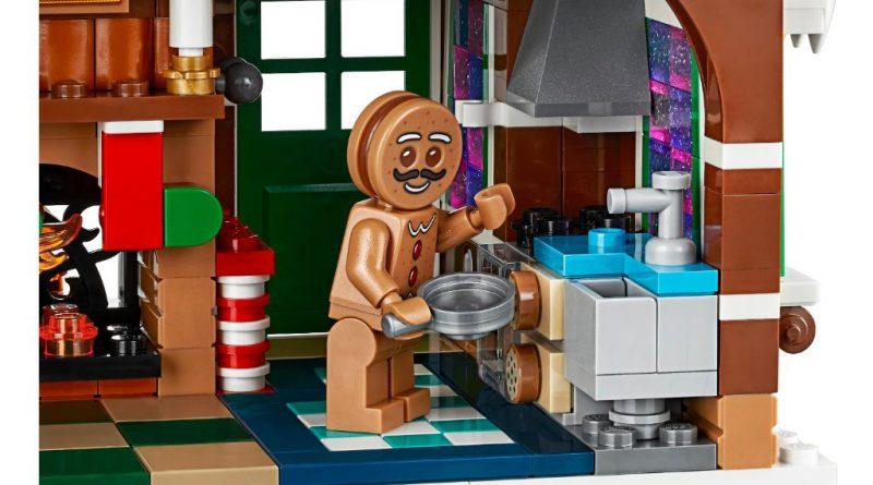 LEGO Creator Expert 10267 Gingerbread House 10 800x445