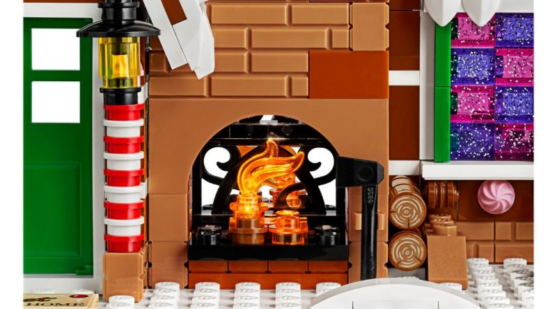 LEGO Creator Expert 10267 Gingerbread House 14 800x445