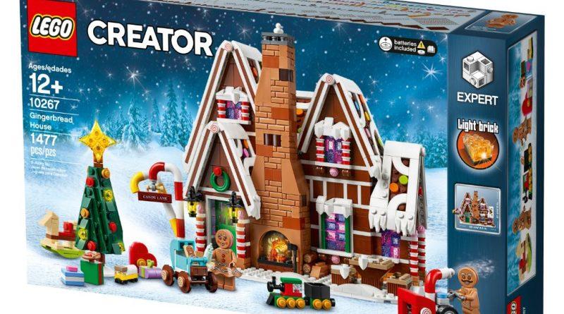 LEGO Creator Expert 10267 Gingerbread House 19 800x445