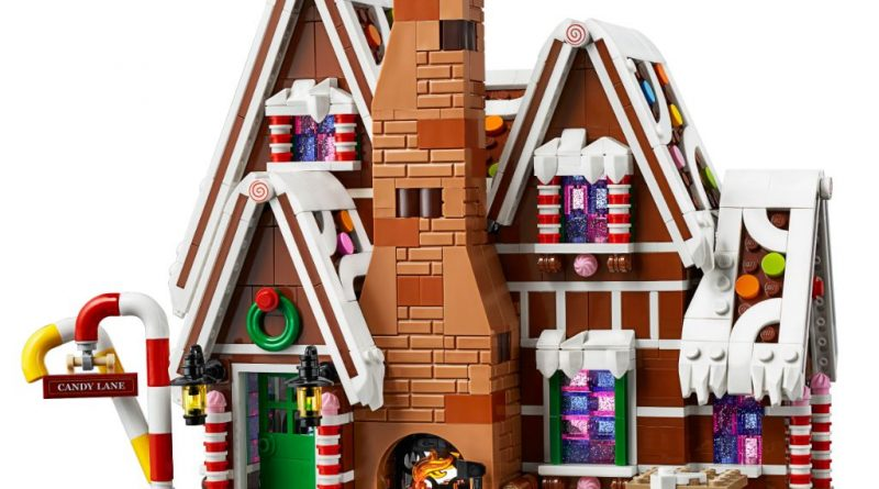 LEGO Creator Expert 10267 Gingerbread House 28 800x445