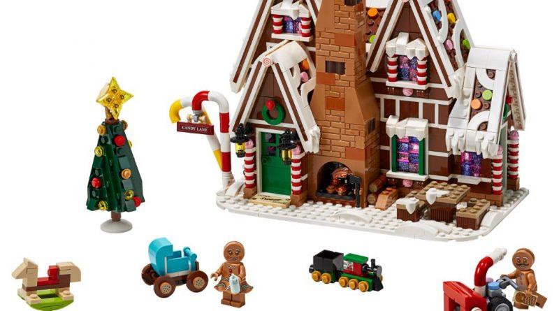 LEGO Creator Expert 10267 Gingerbread House 37 800x445