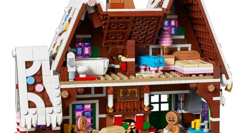 LEGO Creator Expert 10267 Gingerbread House 4 800x445