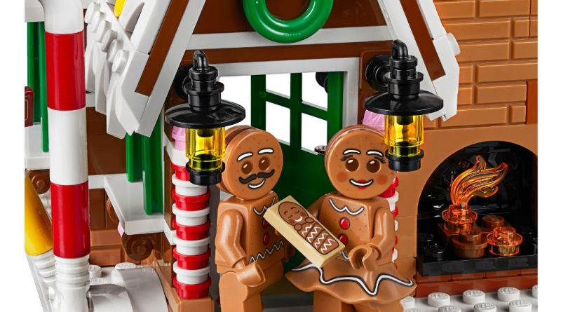 LEGO Creator Expert 10267 Gingerbread House 8 800x445