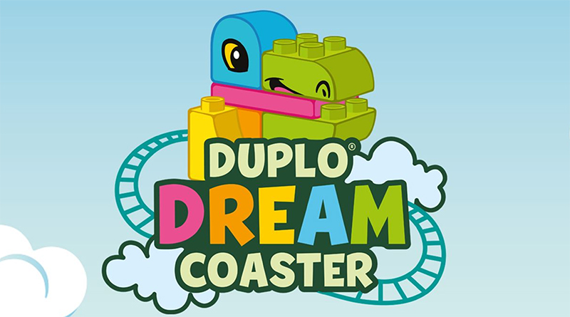 LEGO DUPLO Dream Coaster Featured 800 445