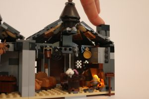 LEGO Harry Potter 75947 Hagrid's Hut Buckbeak's Rescue 6 300x200