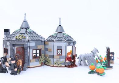 LEGO Harry Potter 75947 Hagrid's Hut: Buckbeak's Rescue review