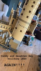 LEGO Harry Potter Hogwarts David Beckham 1 174x300