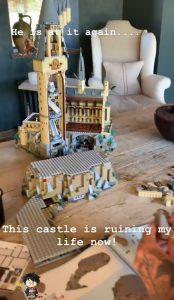 LEGO Harry Potter Hogwarts David Beckham 3 174x300