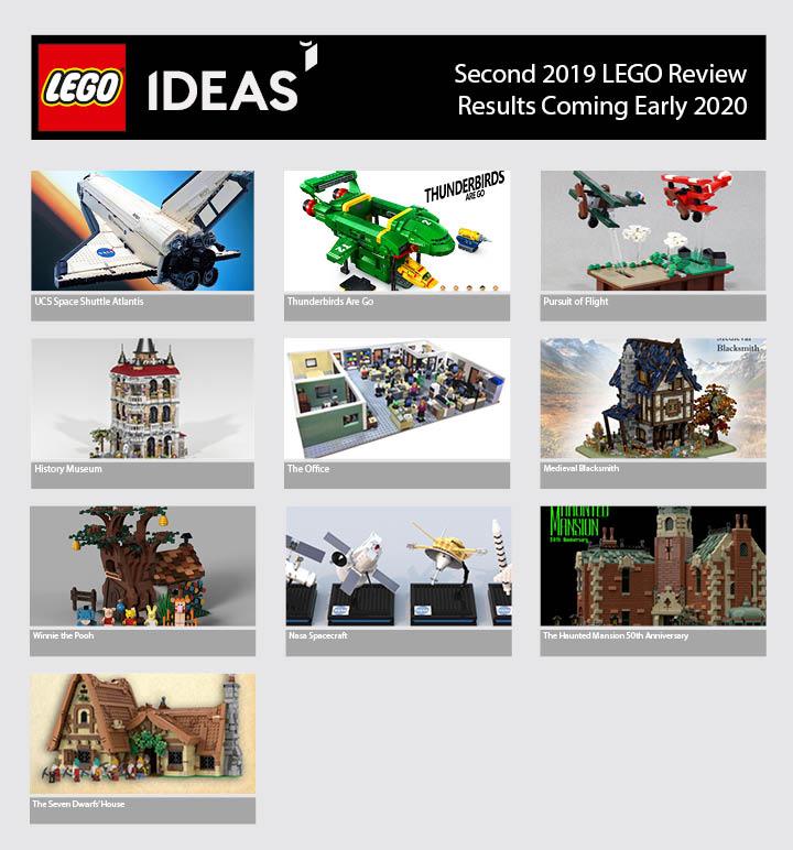 LEGO Ideas 2019 Review 2