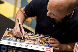 LEGO Ideas Friends Signing 3 300x200