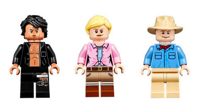 LEGO Jurassic World 3 Reprise Featured 800 445