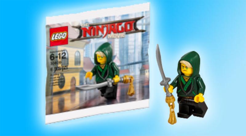 LEGO NINJAGO 30609 Lloyd Garmadon Polybag Featured 800 445