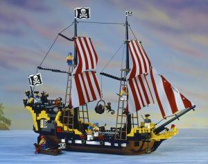 LEGO Pirates Brick Fanatics Magazine 1 300x236