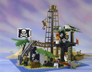 LEGO Pirates Brick Fanatics Magazine 10 300x233
