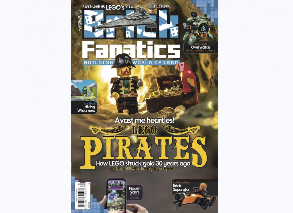 LEGO Pirates Brick Fanatics Magazine 11 1 1024x745