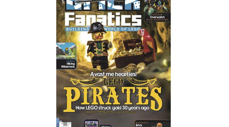 LEGO Pirates Brick Fanatics Magazine 11 2 800x445