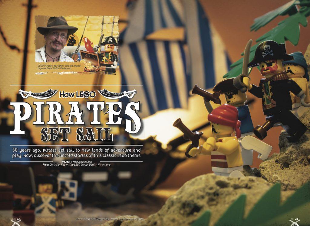 LEGO Pirates Brick Fanatics Magazine 12 1024x745