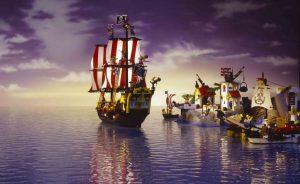 LEGO Pirates Brick Fanatics Magazine 4 300x184