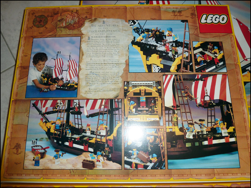LEGO Pirates Brick Fanatics Magazine 5