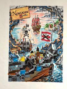 LEGO Pirates Brick Fanatics Magazine 7 225x300