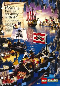 LEGO Pirates Brick Fanatics Magazine 8 211x300