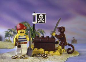 LEGO Pirates Brick Fanatics Magazine 9 300x215