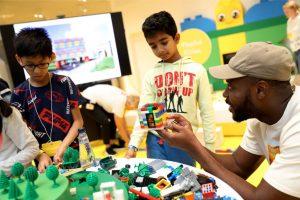 LEGO Rebuild The World Event 10 300x200