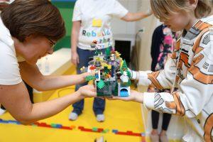 LEGO Rebuild The World Event 11 300x200