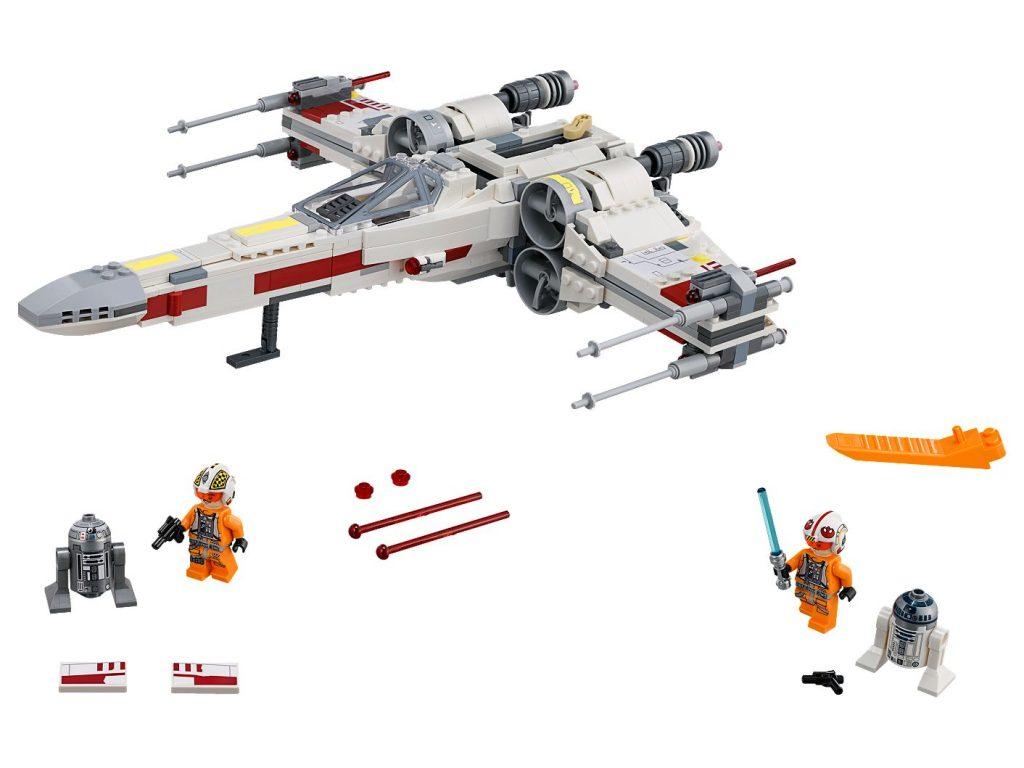 LEGO Star Wars 75218 X Wing Starfighter 1024x768