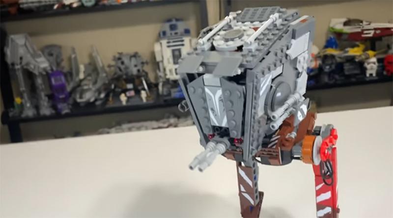 LEGO Star Wars 75254 AT ST Raider 800 445