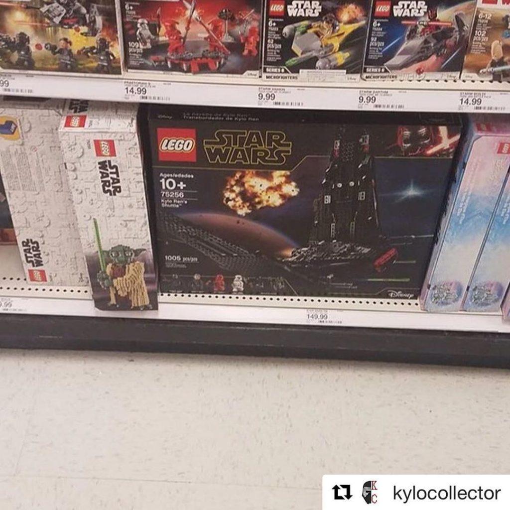 LEGO Star Wars 75256 Kylo Rens Shuttle 1024x1024