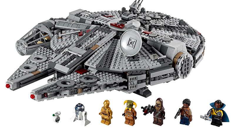 LEGO Star Wars 75257 Millennium Falcon 2 featured 800 445