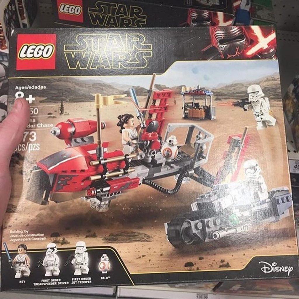 LEGO Star Wars 75273 Pasadana Speeder Chase 1024x1024