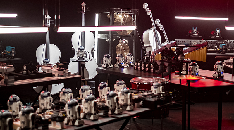 LEGO Star Wars BOOST Droid Orchestra Featured 800 445