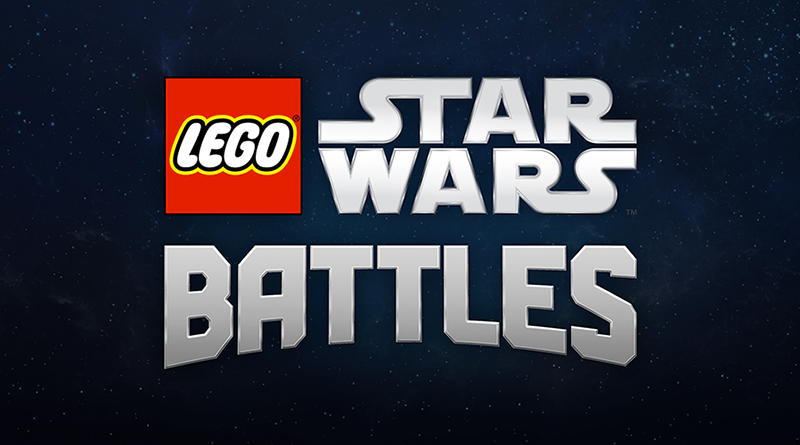 LEGO Star Wars Battles Logo Featured 800 445