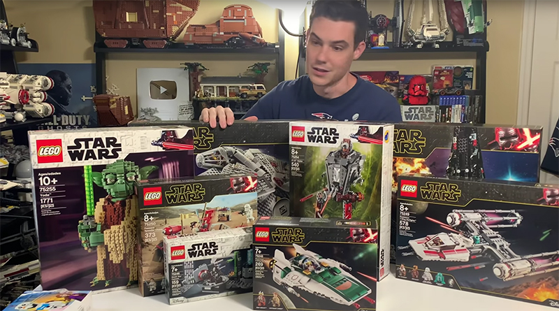 Lego Star Wars The Rise Of Skywalker Sets Found In Florida Stores