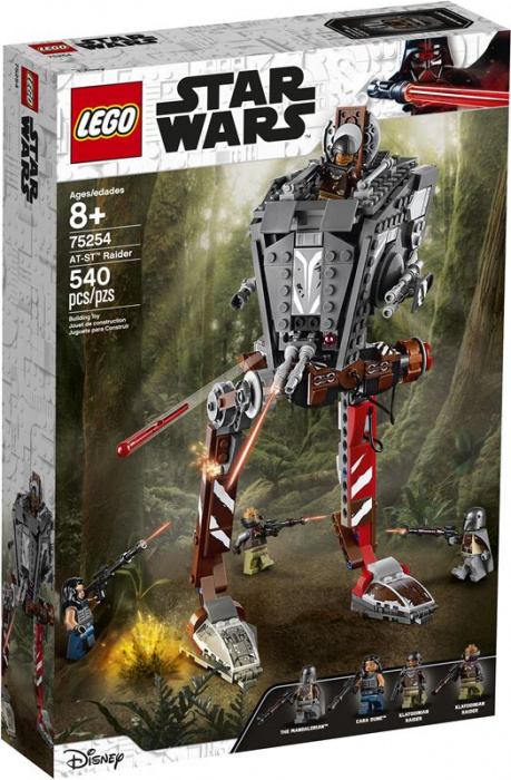 LEGO Star Wars The Rise Opf Skywalker 1