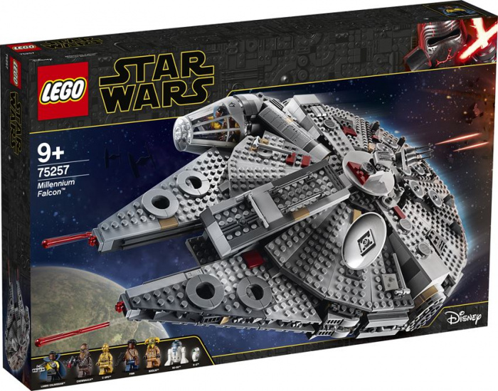 LEGO Star Wars The Rise Opf Skywalker 10