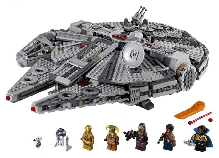 LEGO Star Wars The Rise Opf Skywalker 12