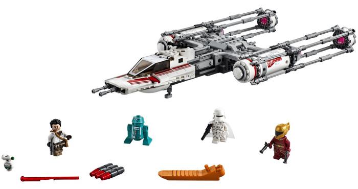 LEGO Star Wars The Rise Opf Skywalker 21