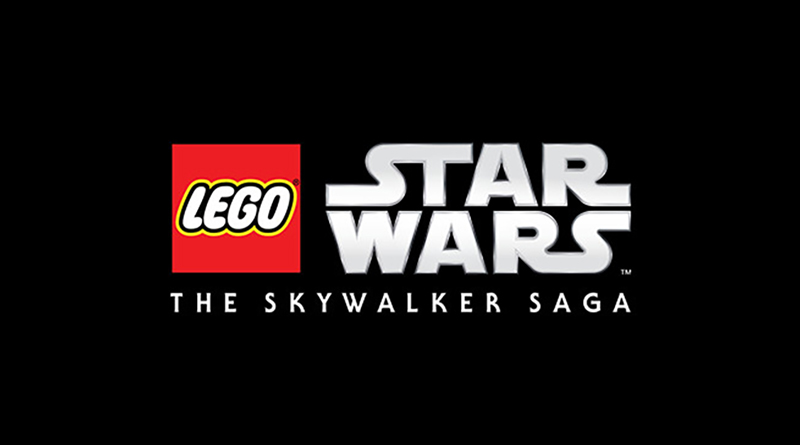 LEGO Star Wars The SKywalker Saga small logo featured