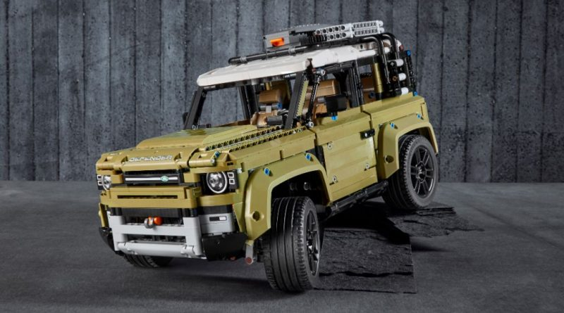 LEGO Technic 42110 Land Rover Defender 3 800x445