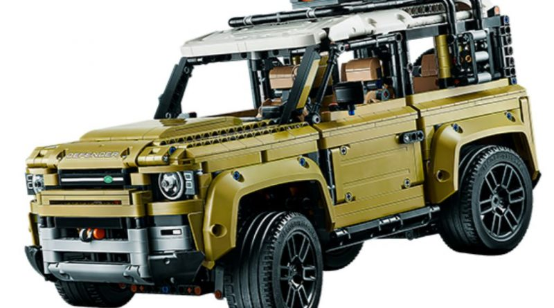 LEGO Technic 42110 Land Rover Defender 4 800x445