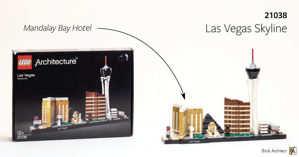 LEGo Comparison 21038 LEGO Las Vegas Skyline 1024x538