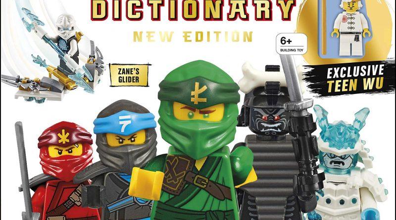 The LEGO NINJAGO Visual Dictionary New Edition 1 800x445