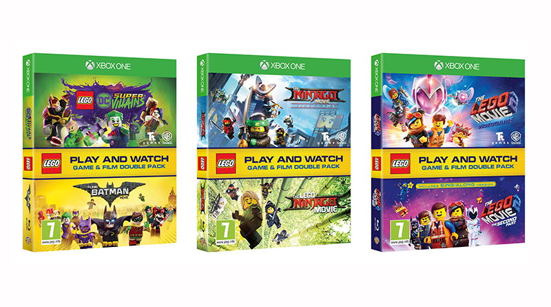 The LEGO Movie Video Game Double Packs Featured