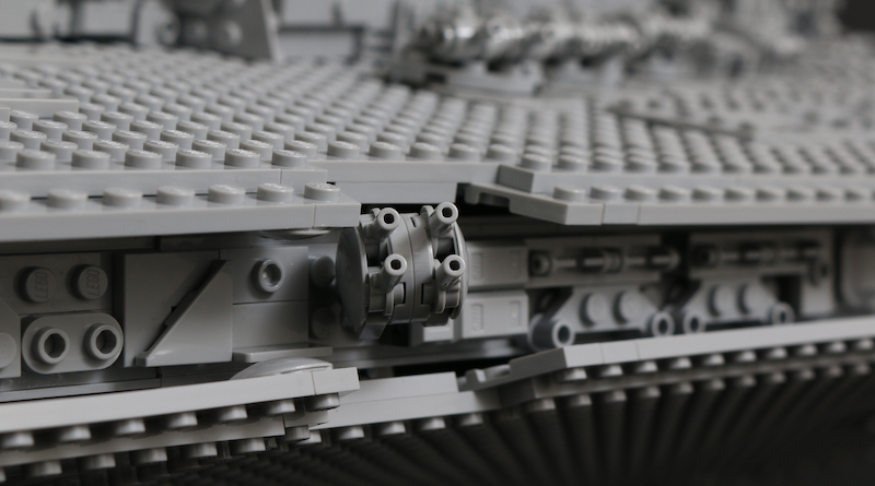 Brick Fanatics Magazine Brickset LEGO Star Destroyer 4