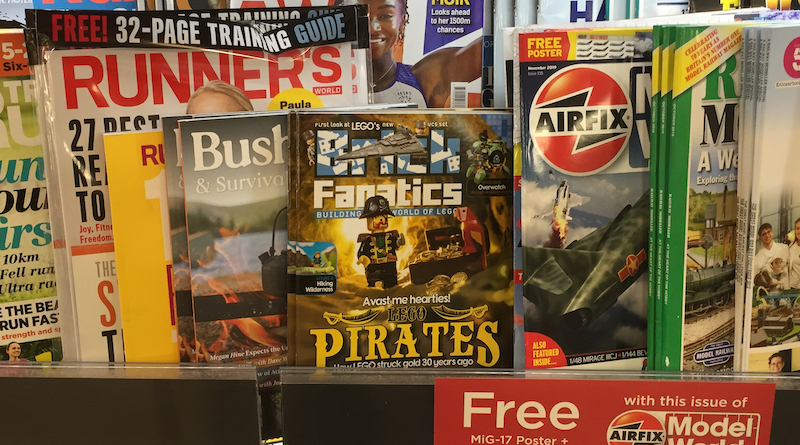 Brick Fanatics Magazine Issue 10 UK Stores