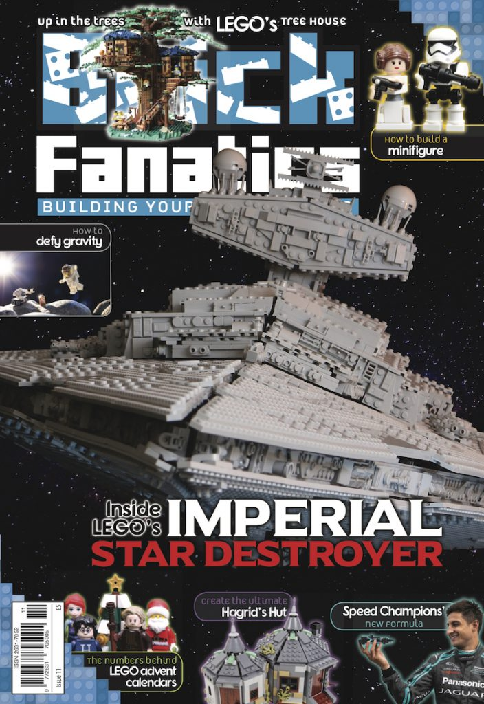 Brick Fanatics Magazine Issue 11