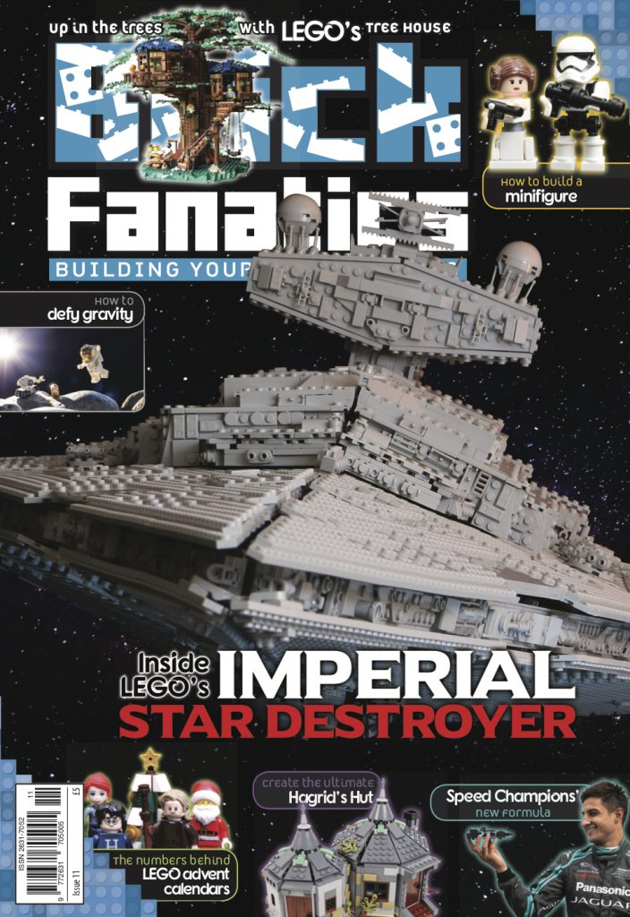 Brick Fanatics Magazine Issue 11 Cover 704x1024